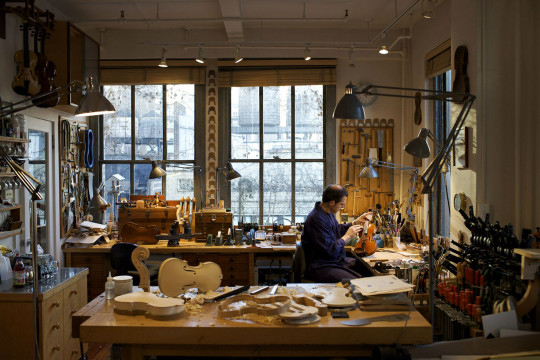new york violin maker
